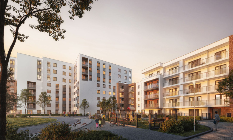 Mieszkanie w inwestycji ZAKĄTEK CYBISA, Warszawa, 37 m² | Morizon.pl | 4343