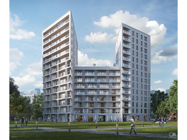 Morizon WP ogłoszenia | Mieszkanie w inwestycji YUGO, Warszawa, 117 m² | 4481