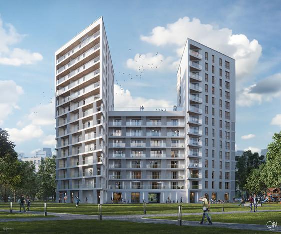 Mieszkanie w inwestycji YUGO, Warszawa, 116 m² | Morizon.pl | 8425