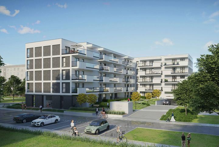 Morizon WP ogłoszenia   Nowa inwestycja - STELLA IV ETAP, Warszawa Bemowo, 30-63 m²   9186