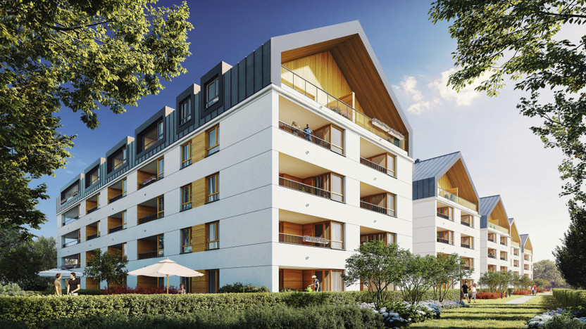 Mieszkanie w inwestycji Fantazja na Bemowie, Warszawa, 93 m² | Morizon.pl | 6809