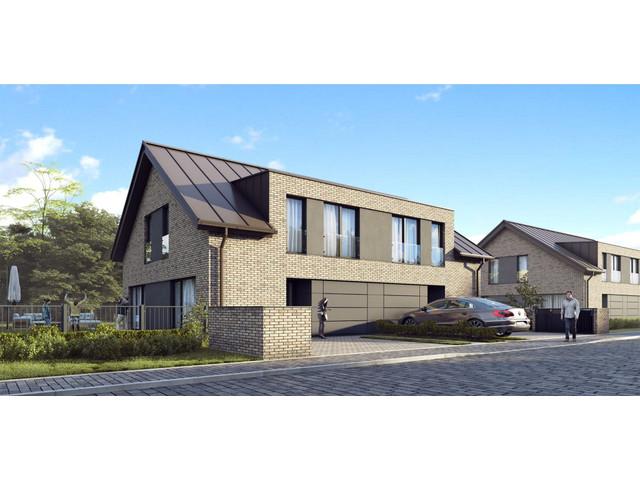 Morizon WP ogłoszenia | Dom w inwestycji Zielone Osiedle, Łoziska, 148 m² | 3452