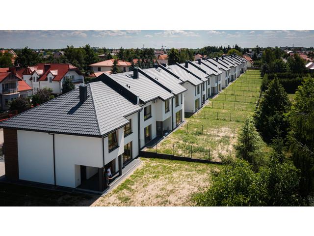 Morizon WP ogłoszenia   Dom w inwestycji Oaza Spokoju Mazowiecka, Błonie, 167 m²   8427