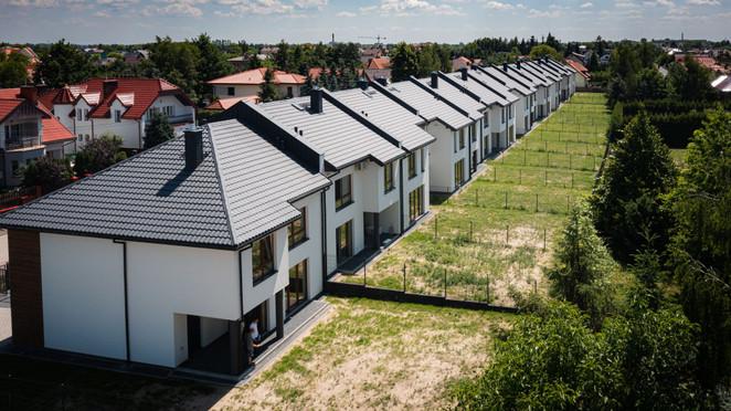 Morizon WP ogłoszenia | Dom w inwestycji Oaza Spokoju Mazowiecka, Błonie, 167 m² | 8432