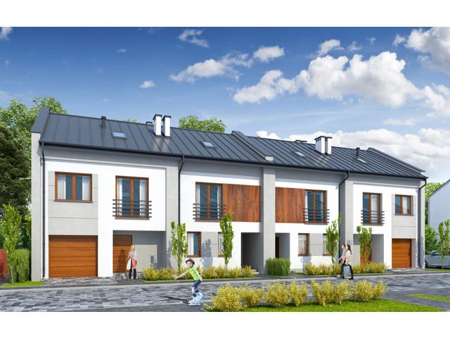 Morizon WP ogłoszenia | Mieszkanie w inwestycji Zielona Aleja etap II, Radzymin, 110 m² | 2706