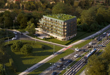 Mieszkanie w inwestycji Świtezianki, Kraków, 42 m²