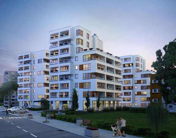 Morizon WP ogłoszenia | Mieszkanie w inwestycji Stacja Targówek, Warszawa, 70 m² | 0794