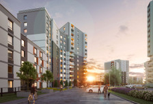 Mieszkanie w inwestycji Przy Mogilskiej, Kraków, 41 m²