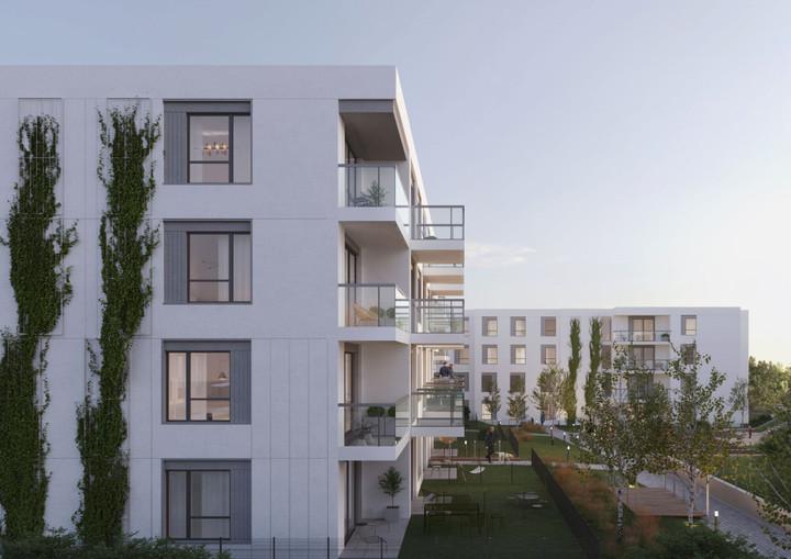 Morizon WP ogłoszenia | Nowa inwestycja - Monsa, Gdańsk Jasień, 41-76 m² | 9249