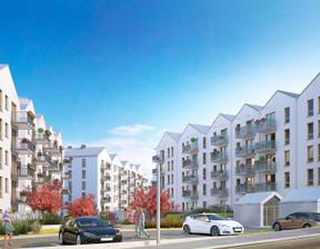 Mieszkanie w inwestycji Skandinavia, Gdańsk, 54 m²