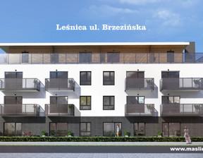 Mieszkanie w inwestycji Leśnica, Wrocław, 71 m²