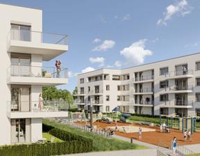Mieszkanie w inwestycji Młode Stogi, Gdańsk, 54 m²