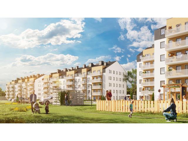 Morizon WP ogłoszenia | Mieszkanie w inwestycji Murapol Zielony Żurawiniec, Poznań, 88 m² | 3702