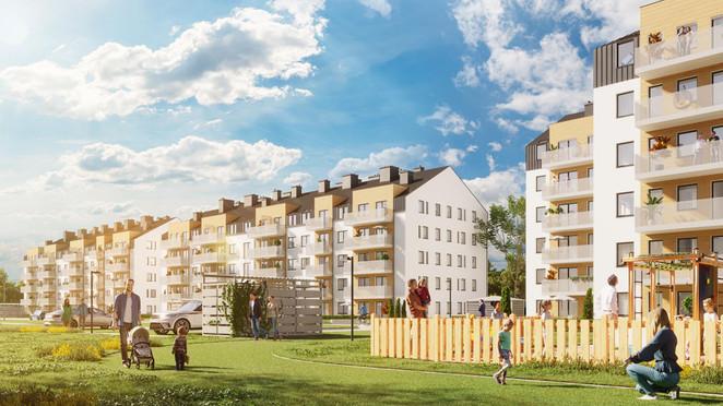 Morizon WP ogłoszenia | Mieszkanie w inwestycji Murapol Zielony Żurawiniec, Poznań, 44 m² | 7763