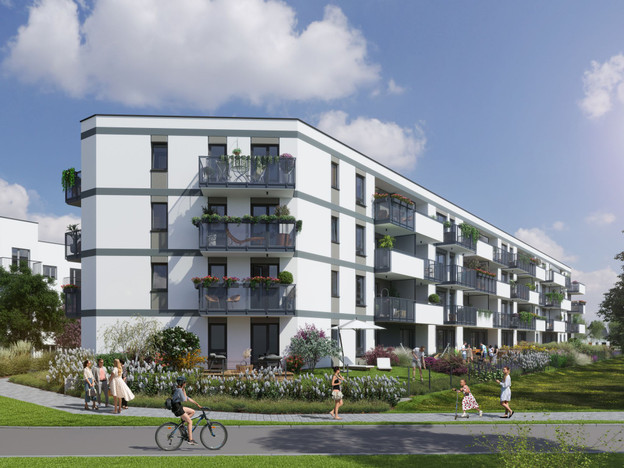 Mieszkanie w inwestycji OSIEDLE KRZEWNA, Warszawa, 63 m² | Morizon.pl | 3747