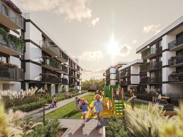 Mieszkanie w inwestycji OSIEDLE KRZEWNA, Warszawa, 77 m² | Morizon.pl | 3754