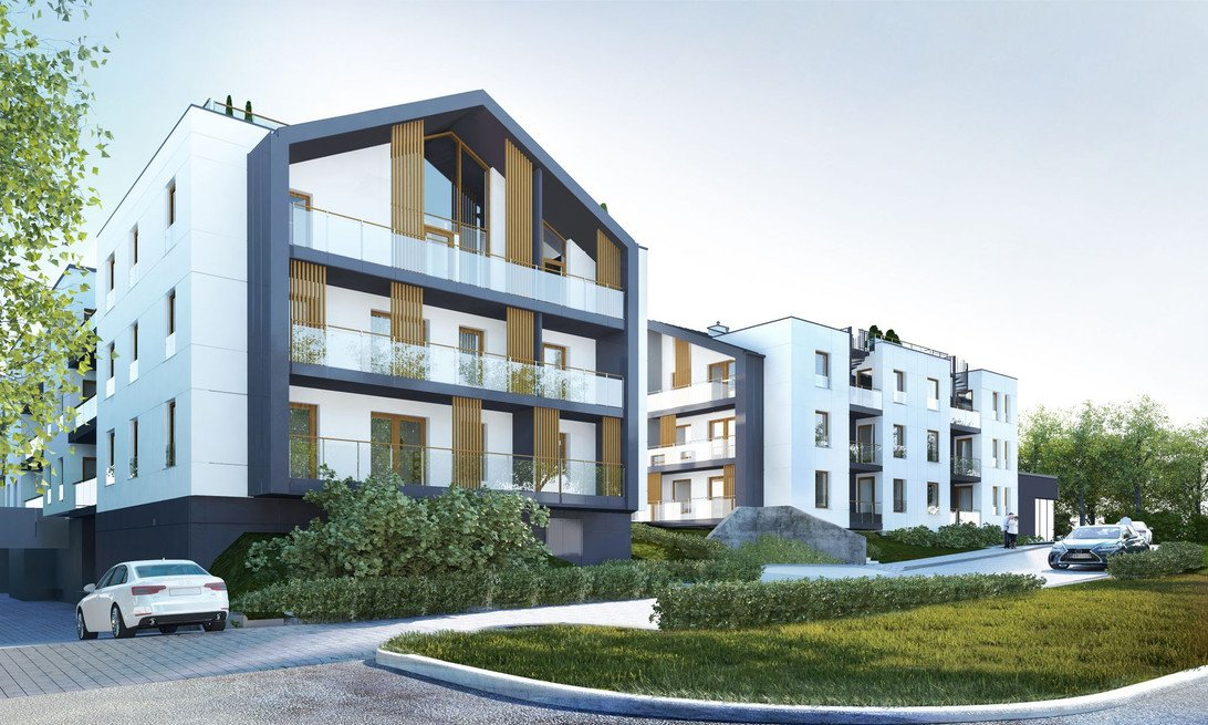 Nowa inwestycja - Duo Apartamenty, Białystok Zawady   Morizon.pl