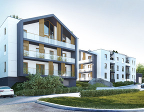 Mieszkanie w inwestycji Duo Apartamenty, Białystok, 61 m²