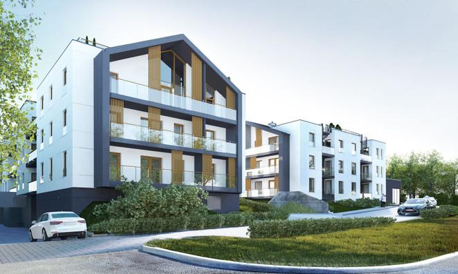 Morizon WP ogłoszenia | Mieszkanie w inwestycji Duo Apartamenty, Białystok, 76 m² | 1532
