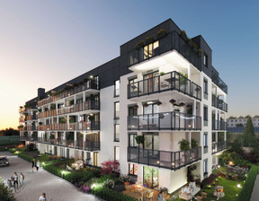 Mieszkanie w inwestycji MŁODA WAWA, Warszawa, 46 m²