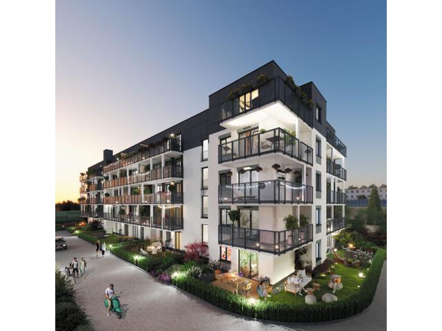 Morizon WP ogłoszenia | Mieszkanie w inwestycji MŁODA WAWA, Warszawa, 89 m² | 7071