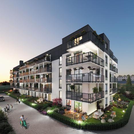 Mieszkanie w inwestycji MŁODA WAWA, Warszawa, 42 m² | Morizon.pl | 1080