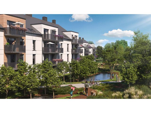 Morizon WP ogłoszenia | Mieszkanie w inwestycji Murapol Osiedle Zdrovo, Gdańsk, 74 m² | 7343