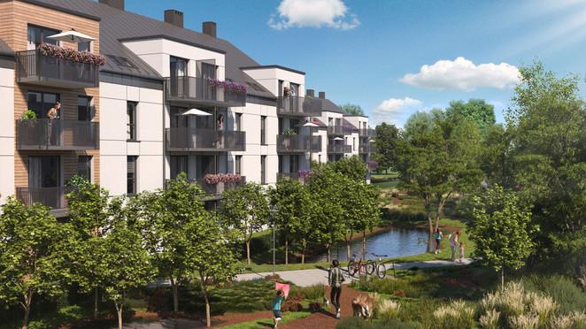 Morizon WP ogłoszenia | Mieszkanie w inwestycji Murapol Osiedle Zdrovo, Gdańsk, 52 m² | 7407