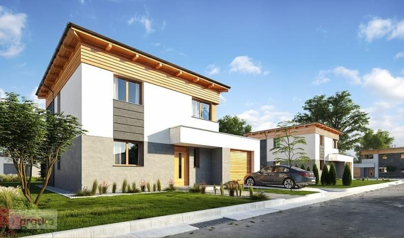 Dom w inwestycji Nowy Paryż - Świętochłowice, Świętochłowice, 102 m² | Morizon.pl | 2087