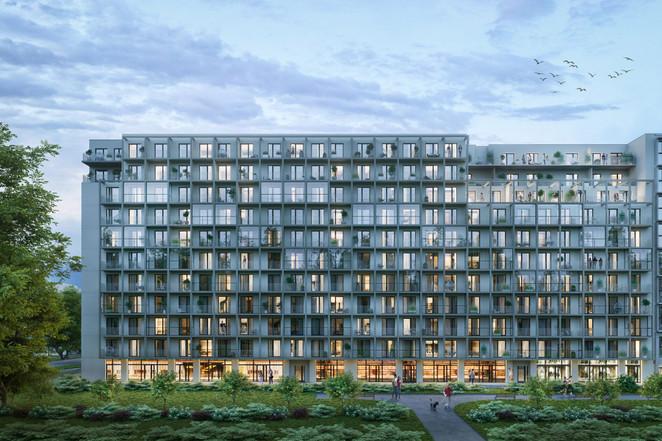 Morizon WP ogłoszenia | Mieszkanie w inwestycji Ogrody Grabiszyńskie II, Wrocław, 22 m² | 6932
