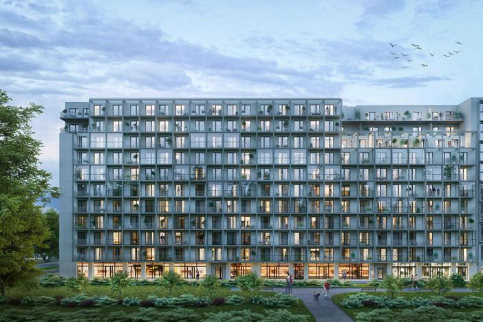 Mieszkanie w inwestycji Ogrody Grabiszyńskie II, Wrocław, 22 m² | Morizon.pl | 1014