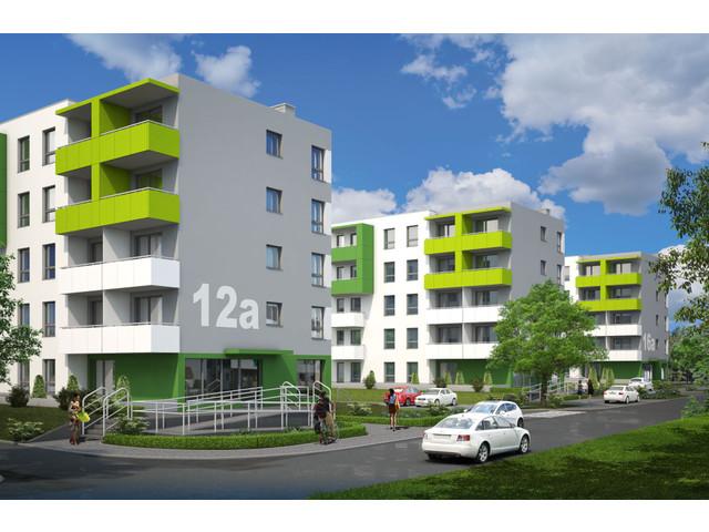 Morizon WP ogłoszenia   Mieszkanie w inwestycji Osiedle Green Park, Starogard Gdański, 83 m²   3788