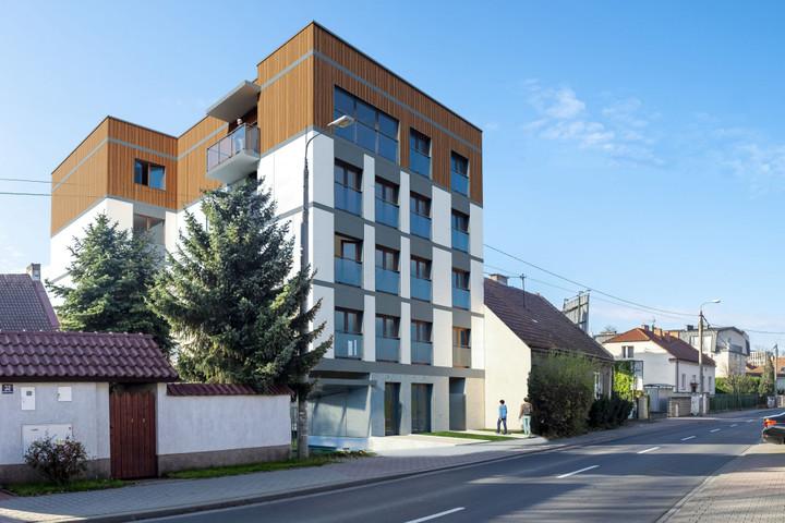 Morizon WP ogłoszenia | Nowa inwestycja - DobregoPasterza30A, Kraków Prądnik Czerwony, 34-111 m² | 9360