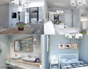 Mieszkanie w inwestycji Błękitne Tarasy, Sianożęty, 62 m²