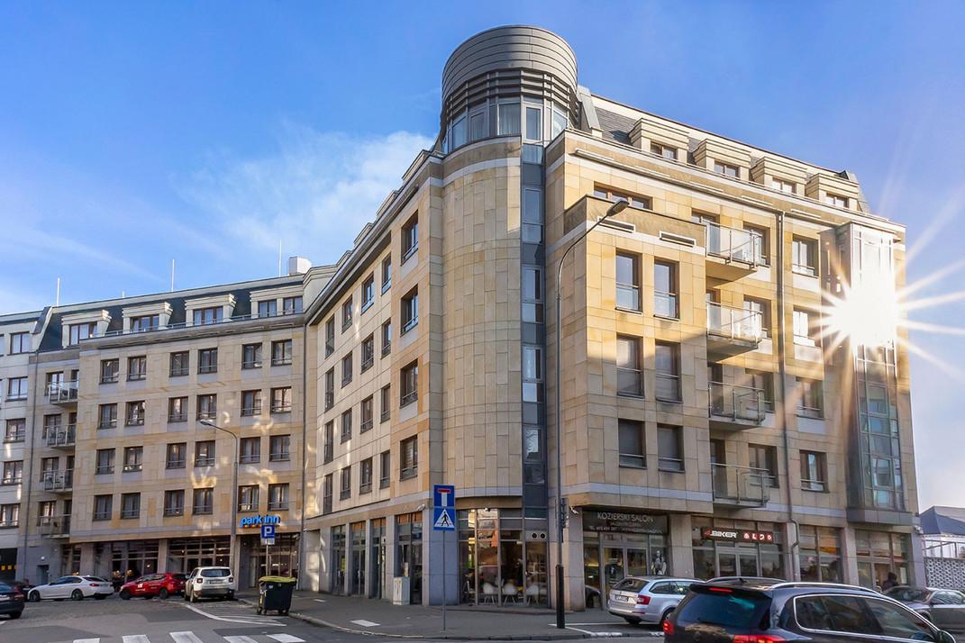 Nowa inwestycja - Elite Garbary Residence, Poznań Stare Miasto | Morizon.pl