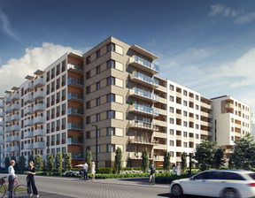 Mieszkanie w inwestycji Nowy Grabiszyn III Etap, Wrocław, 40 m²