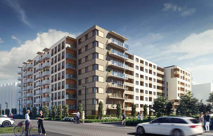 Mieszkanie w inwestycji Nowy Grabiszyn III Etap, Wrocław, 58 m² | Morizon.pl | 9554