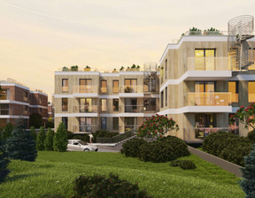 Mieszkanie w inwestycji Miasto Ogród Karłowice, Wrocław, 61 m²