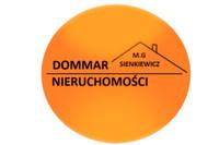 """Nieruchomości """"DOMMAR"""", Grażyna Sienkiewicz"""