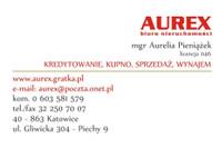 Aurex I P.P. Aurelia Pieniązek