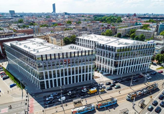 Biurowiec do wynajęcia, Wrocław Krzyki, 1000 m² | Morizon.pl | 6420