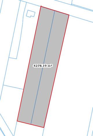 Działka na sprzedaż, Zduńska Wola, 4300 m²   Morizon.pl   2868