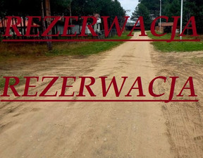 Działka na sprzedaż, Ostrów Mazowiecka Kalinowa, 1030 m²