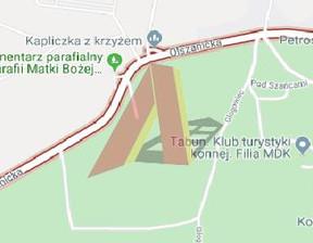 Działka na sprzedaż, Kraków Olszanica, 5000 m²