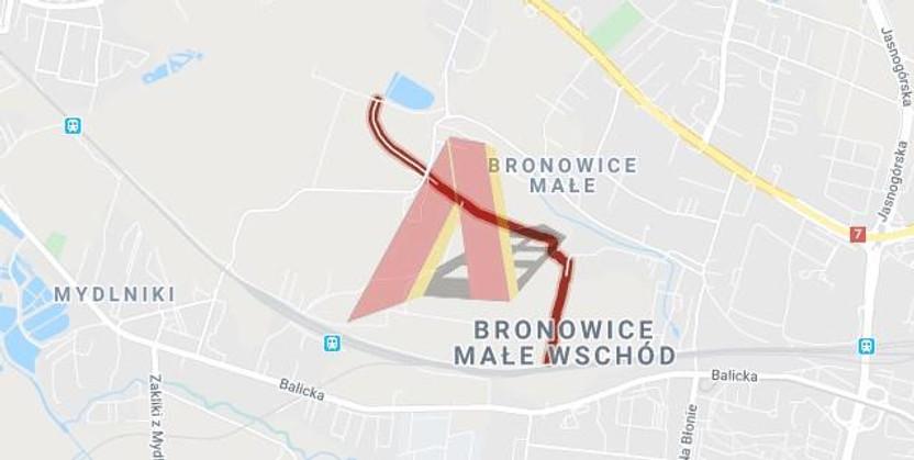 Działka na sprzedaż, Kraków Bronowice, 8300 m²   Morizon.pl   0600