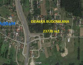 Działka na sprzedaż, Jurowce, 23726 m²