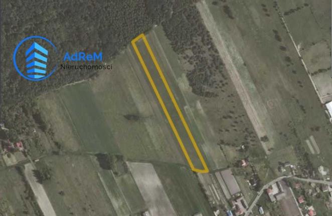 Morizon WP ogłoszenia | Działka na sprzedaż, Wojciechowice, 12900 m² | 7512