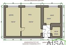 Mieszkanie na sprzedaż, Białystok Centrum, 53 m²
