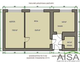 Morizon WP ogłoszenia | Mieszkanie na sprzedaż, Białystok Centrum, 53 m² | 6345