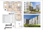 Morizon WP ogłoszenia | Mieszkanie na sprzedaż, Kraków Podgórze , 84 m² | 8419